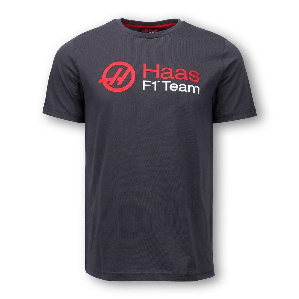 Haas Logo T-Shirt | Haas F1 Apparel