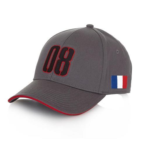 Haas Grosjean Driver Cap