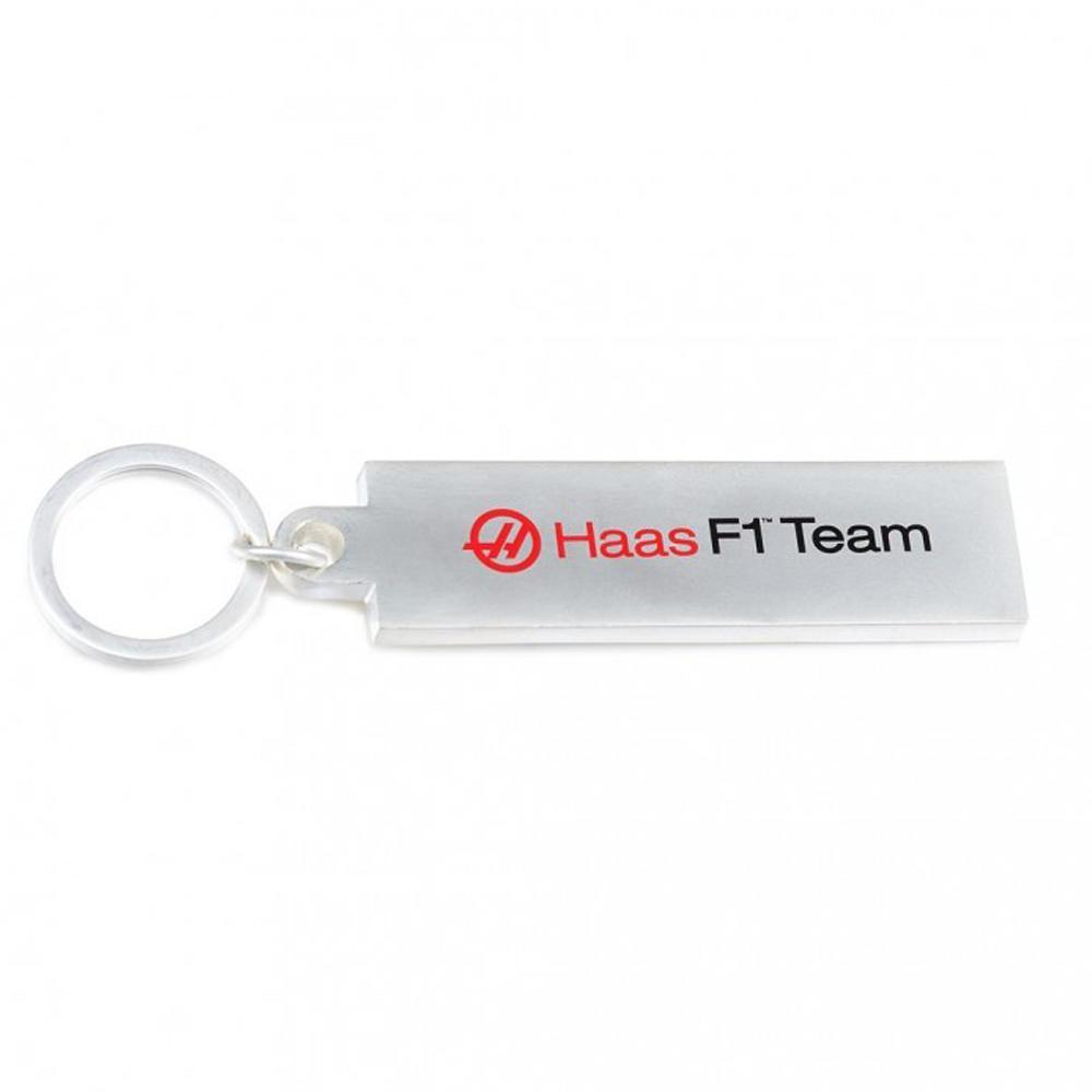 HAAS Metal key Ring   Haas F1 Apparel