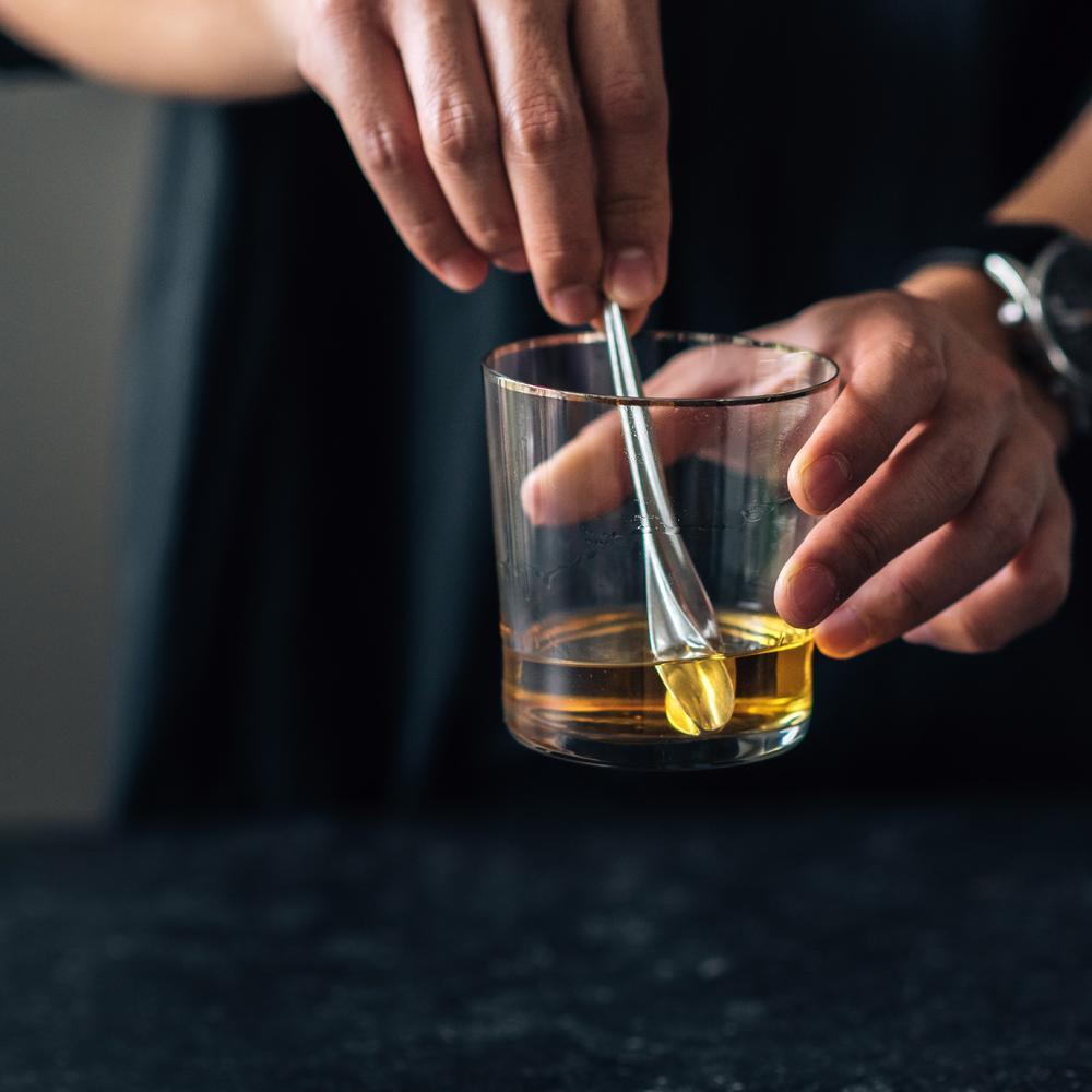 Liquor Perfection Decanter | Stick mini