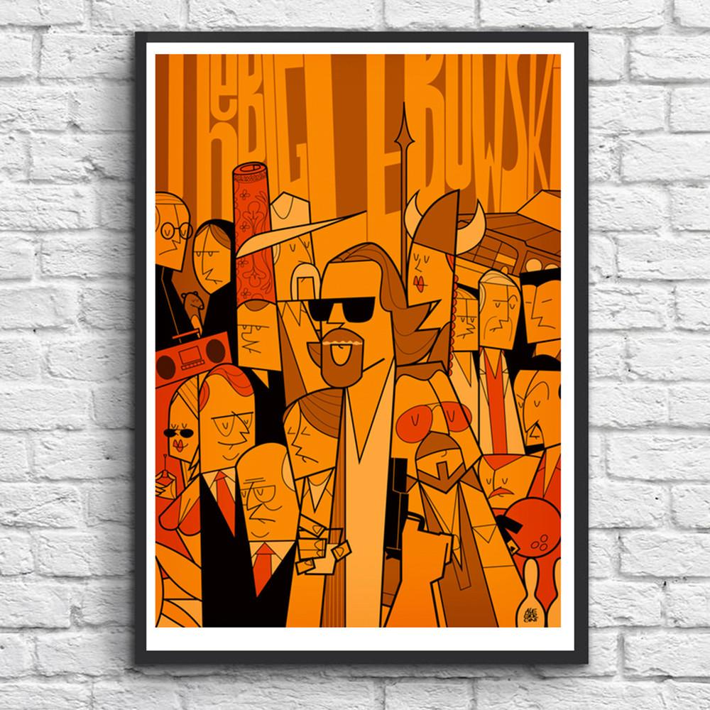 THE BIG LEBOWSKI | Ale Giorgini Art