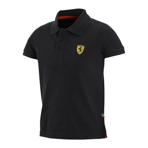 Scuderia Ferrari Classic Polo Kids