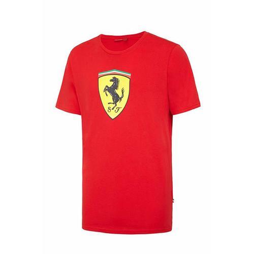 Scuderia Ferrari Classic T-Shirt Mens