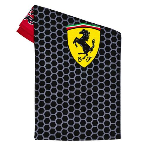 Scuderia Ferrari Beach Towel