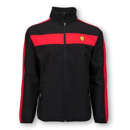 Scuderia Ferrari Softshell Jacket Mens