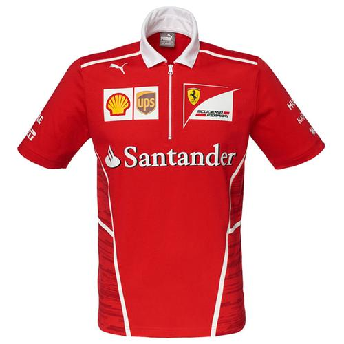 Scuderia Ferrari Team Polo 2017