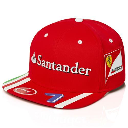 Scuderia Ferrari Raikkonen Cap 2017 Replica