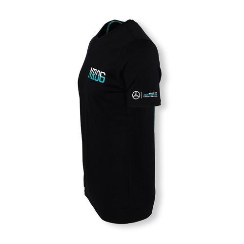 Mercedes Amg Petronas Nico 06 T-Shirt Mens   Black
