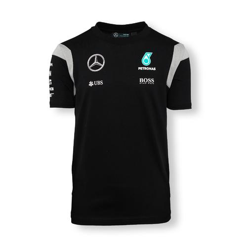 Mercedes Amg Petronas Drivers T-Shirt Kids