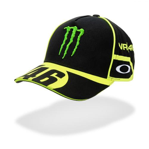 VALENTINO ROSSI MONSTER CAP 2016 REPLICA