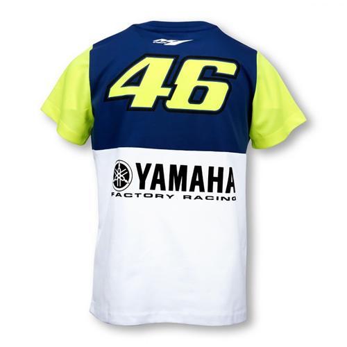 YAMAHA VALENTINO ROSSI T-SHIRT JUNIOR 2016 REPLICA | Moto GP