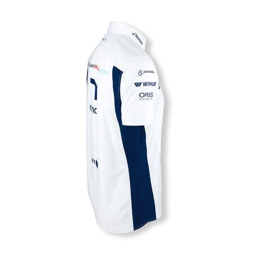 WILLIAMS MARTINI RACING SHIRT MENS 2016 | Motorstore F1 Team