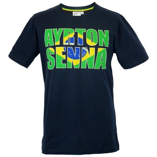 AYRTON SENNA BRAZIL T-SHIRT