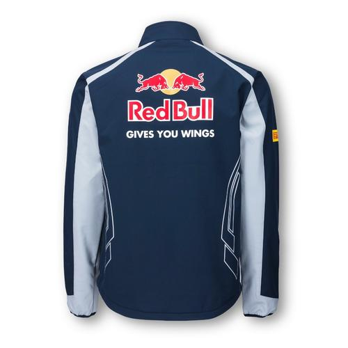 SCUDERIA TORO ROSSO SOFTSHELL JACKET MENS 2016 REPLICA