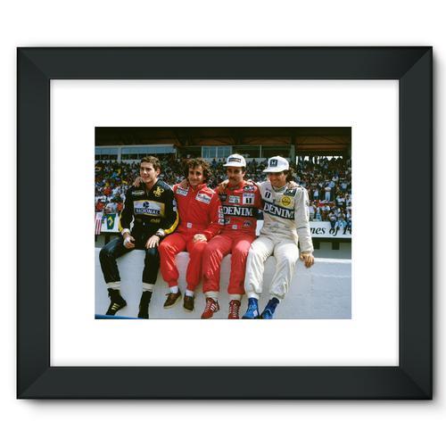 1986 Portuguese Grand Prix Championship Contenders   Black