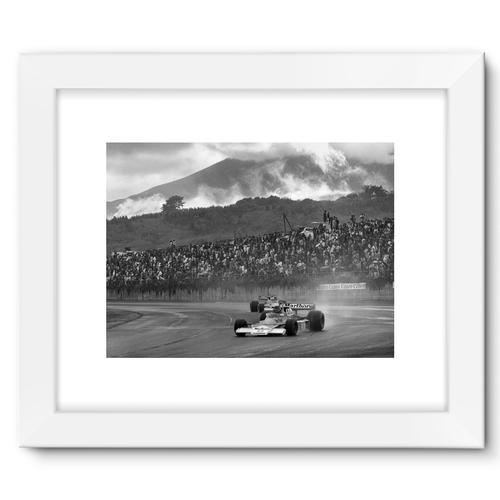 James Hunt McLaren M23 Ford   White