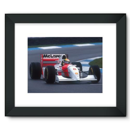 Ayrton Senna, 1993 European Grand Prix   Black