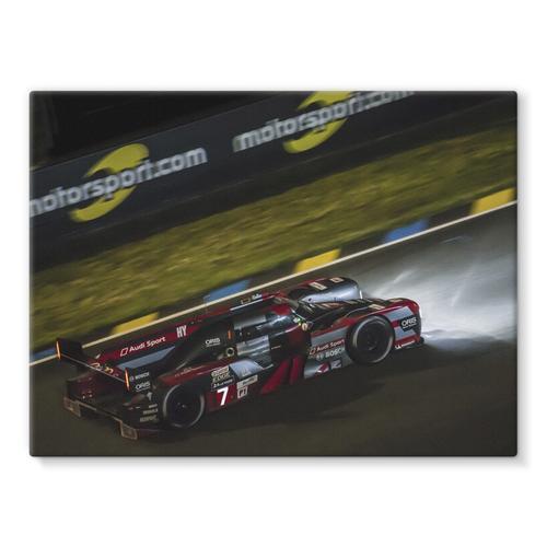 7 Audi Sport Team Joest Audi R18